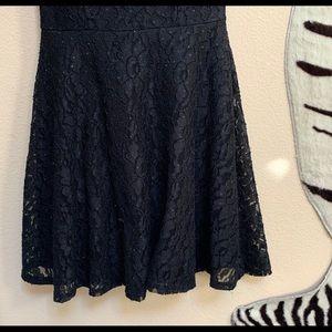 Speechless Dresses - SPEECHLESS Black lace and sparkle sleeveless Dress